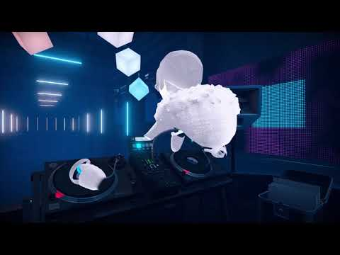 Vinyl Reality / Deep + Tech House - Experimenting in VR!