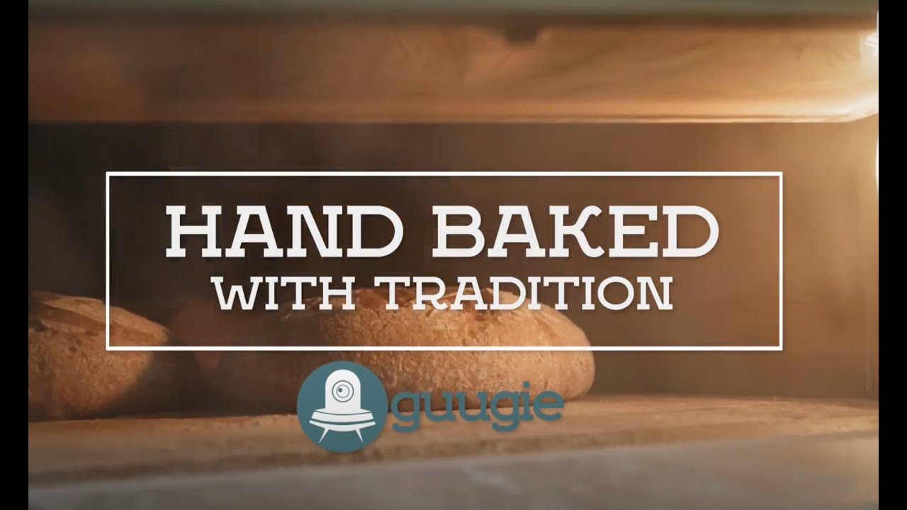 Hand Baked With Tradition