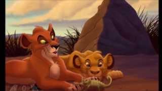 La Historia De Mufasa Y Scar - El Rey Leon