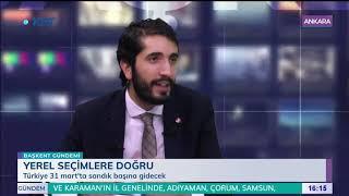 BAŞKENT GÜNDEMİ - KRT TV - 17.01.2019