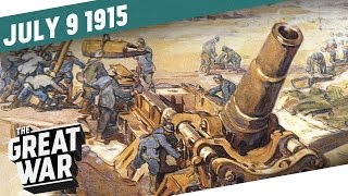 Adapt or Die - The Artillery Barrage I THE GREAT WAR - Week 50