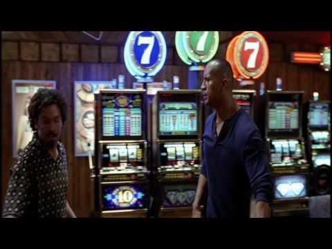 Fight scene in the casino walking tall