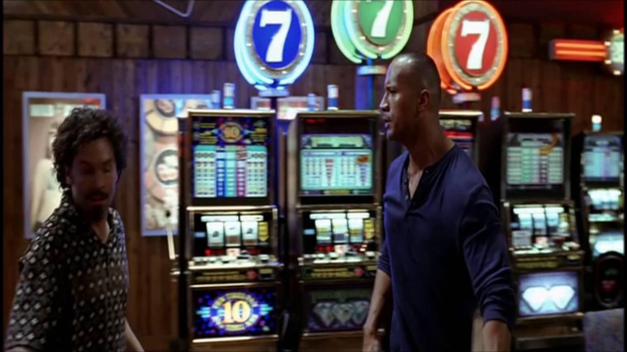 Working In Casino