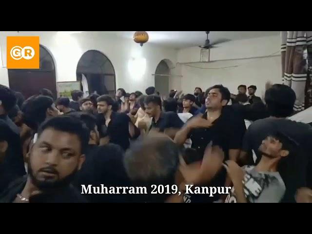 Muharram 2019 Kanpur