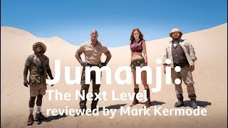 Jumanji: The Next Level reviewed by Mark Kermode