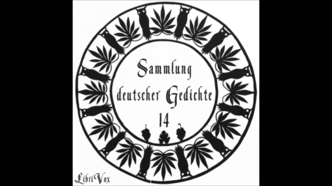 Sammlung Deutscher Gedichte 014 1120 Herbstlich Sonnige Tage Von Emanuel Geibel