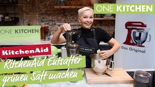 Entsaften mit dem KitchenAid Entsafter 5KSM1JA | by One Kitchen