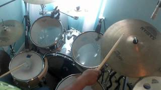 Sheila E & The E Family featuring Israel Houghton - All Around (Drum Cover)