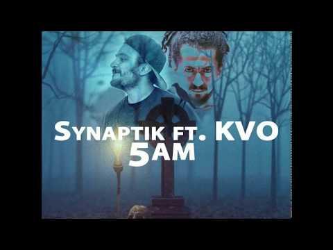 Synaptik - Five AM (ft. Kazz AlOmam)  Prod. Hash On Tha Beat |  السينابتيك ,كاز الأمم -5اي ام