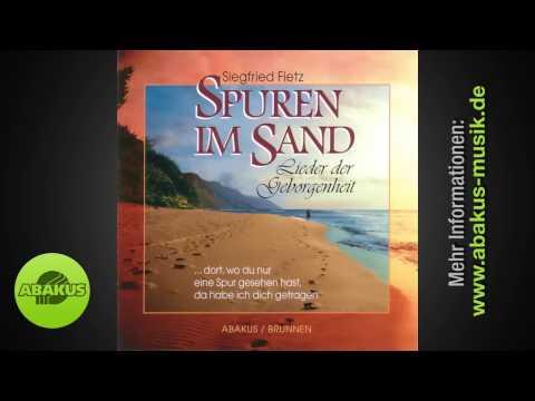 Siegfried Fietz - 'Spuren im Sand' aus Spuren im Sand