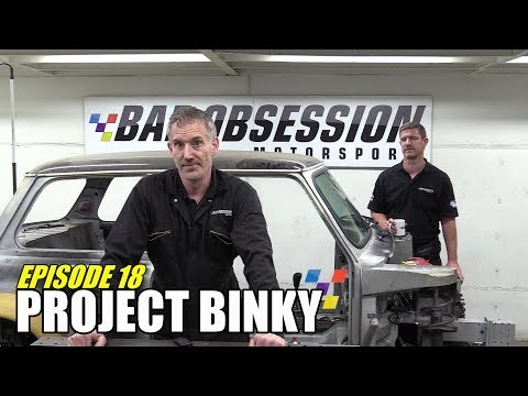 Project Binky - Episode 18 - Austin Mini GT-Four - Turbocharged 4WD Mini