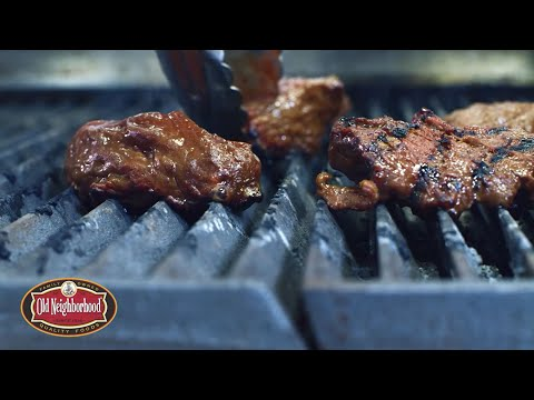 A.J. Letizio - Old Neighborhood Marinated Steak Tips