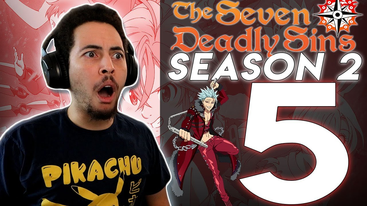 Download OVERWHELMING VIOLENCE?! Seven Deadly Sins Season 2 Episode 5 Reaction!