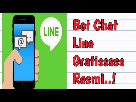 Cara Membuat Bot Chat Line GRATISS Dan Resmi..!!!