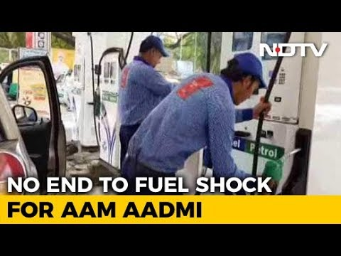 Fuel Prices Continue To Rise: Petrol Rate Reaches 91.08 Rupees In Mumbai