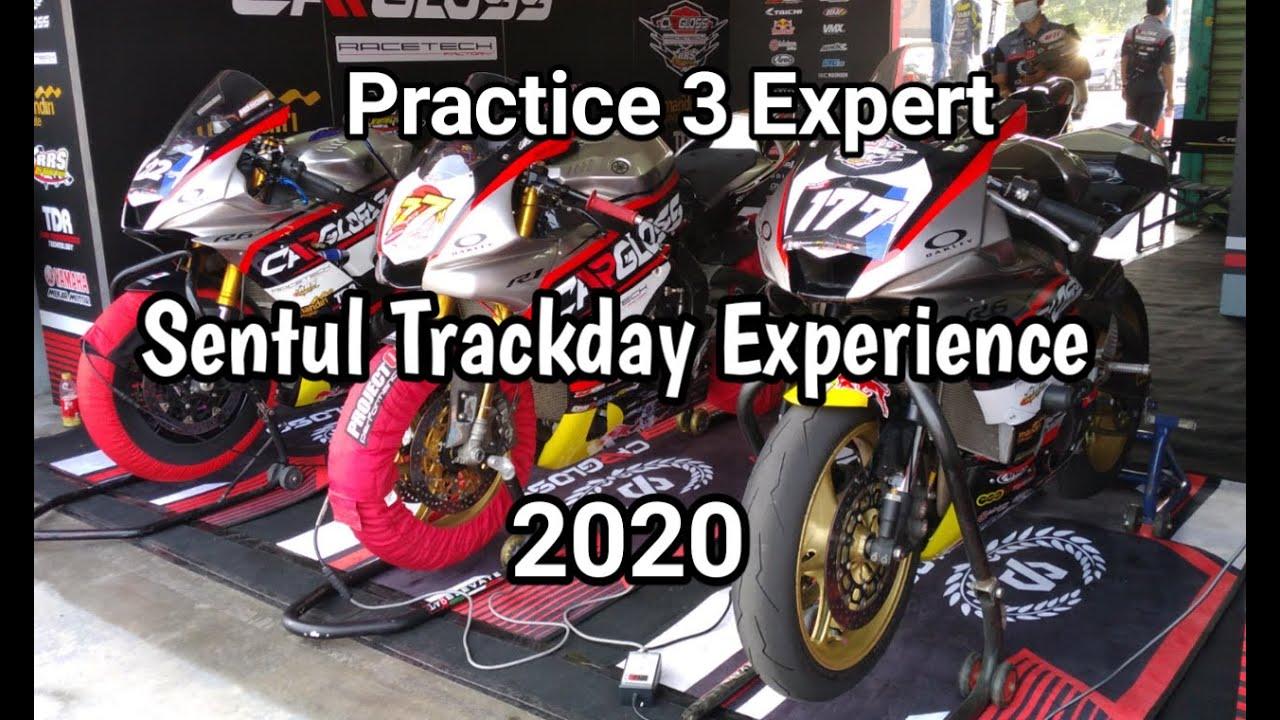Free Practice 3 600cc - 1000cc Expert. Sentul Trackday Experience 2020