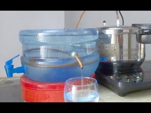 DIY Distillation Equipment