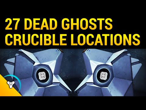 Crucible Dead Ghost Location Guide