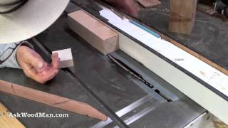 3 Of 42: How To Make A Steel Hooped Wooden Mallet • Woodworking Projects
