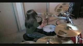 Ich Bin Nicht Ich[Live]-Tokio Hotel(Drum Cover)