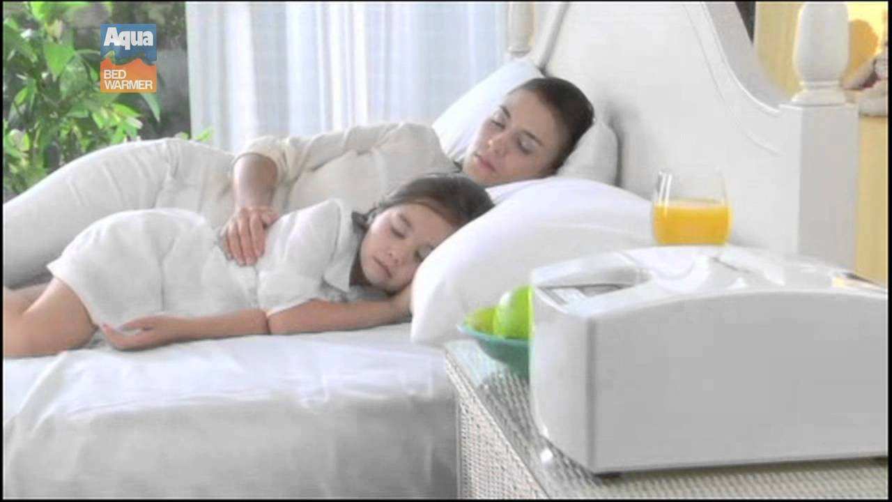 Bed Heater Aqua Bed Warmer Non Electric Heating Blanket