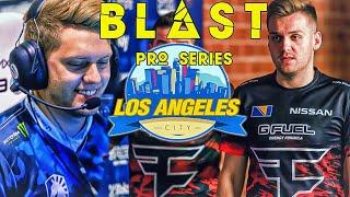 Лучшие моменты BLAST Pro Series Los Angeles