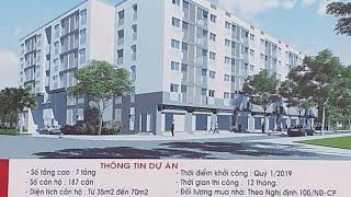 Review Chung cư Nam Long Cần Thơ gần hoàn thiện - Cơ hội đầu tư căn hộ, nhà
