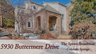 5930 buttermere drive   the spires broadmoor colorado springs co