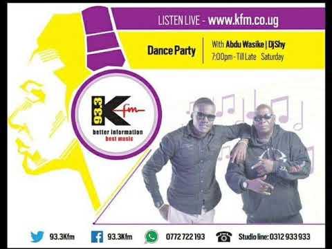 93.3 KFM - Uganda Radio Stations Live Stream
