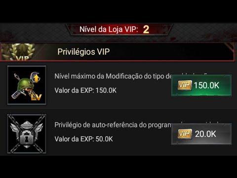 Last Empire War Z / Privilégios Novos -Svip2/Svip4