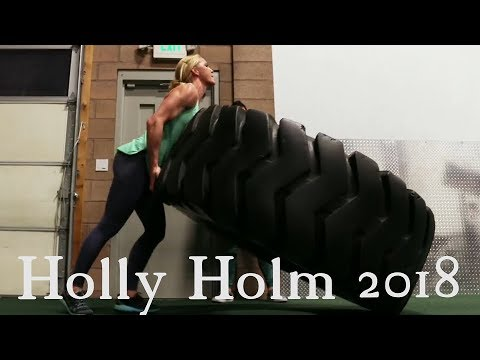 Holly Holm Training 2018 - Athlete Fit Clips