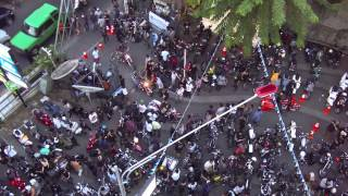 SEKEPAL ASPAL INDONESIA - MOTOART EXHIBITION 2015 | Aerial Video