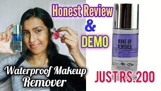 Half N Half Makeup Remover Honest Review And Demo || Just Rs 200