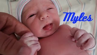 WE HAD A BABY!!