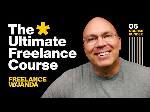 Learn How to Grow Your Creative Business with The Ultimate Freelance Course