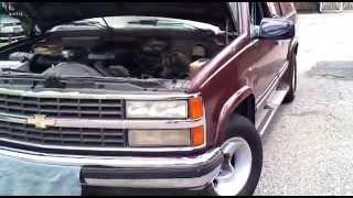 Chevrolet Suburban 1993 SLE 2500 series