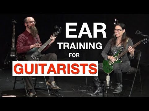 The Best Ear Training Exercise For Guitar Players