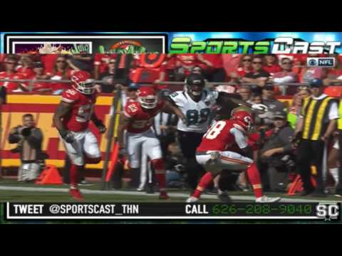 SPORTSCAST: EP. 284 (Part 3 of 4) - Shot/Shit of the Week, Drunk Of The Week, NFL Wk 10 Picks