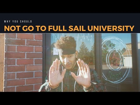 Why you should NOT go to Full Sail University!