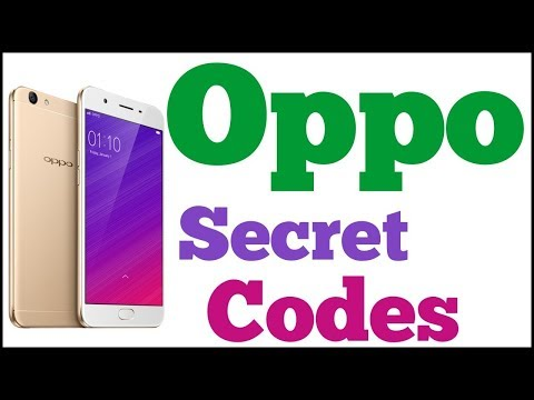 Oppo F5 Codes Videos - Waoweo