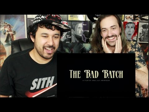 Thumbnail: THE BAD BATCH TRAILER #2 REACTION & REVIEW!!!