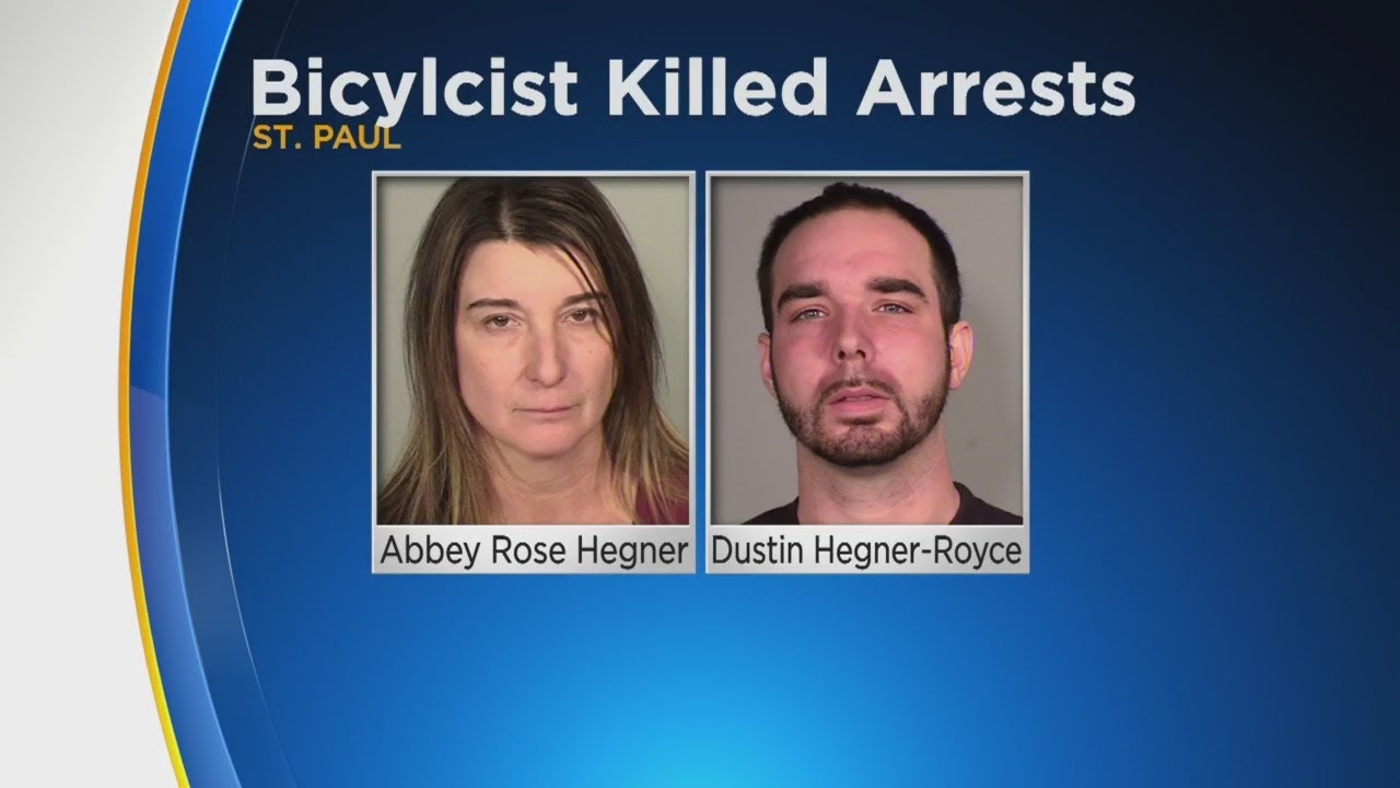 Mother, Son Arrested In St. Paul Cyclist's Death