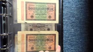 Die SAMMLUNG [German][HD+] #002 Inflation und Deutsches Reich