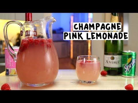 Champagne Pink Lemonade