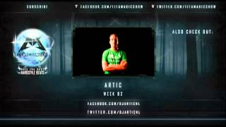 The Magic Show Podcast 82   Audiofreq, E-Force, Artic, Shockerz
