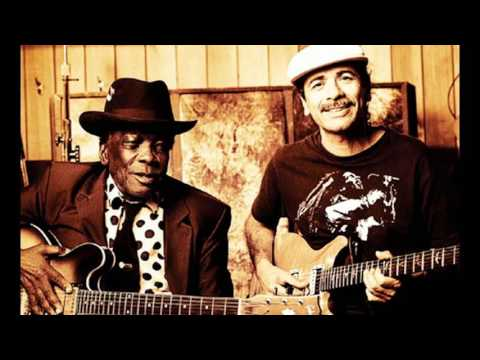 John Lee Hooker And Carlos Santana - The Healer