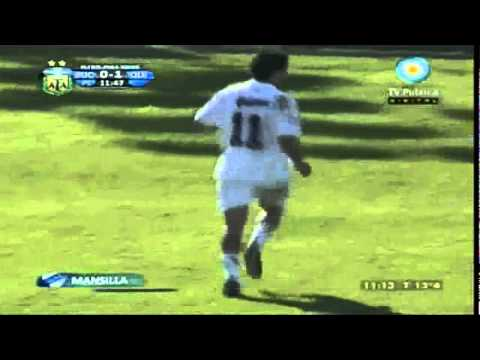 BOCA UNIDOS VS QUILMES ( gol de Mansilla ) (gol de Quilmes) 07/08/2011