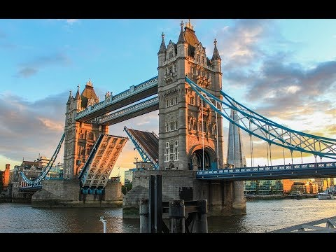 United Kingdom - London 4K Video ..Best of Europe