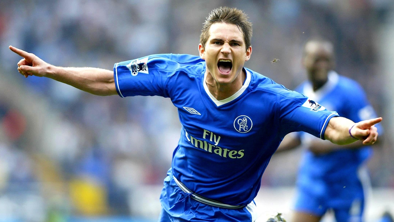 Frank Lampard retires from football: a look back at his career – video -  YouTube