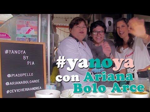 #YaNoYa: Leche de tigre con Ariana Bolo Arce - Pía Copello